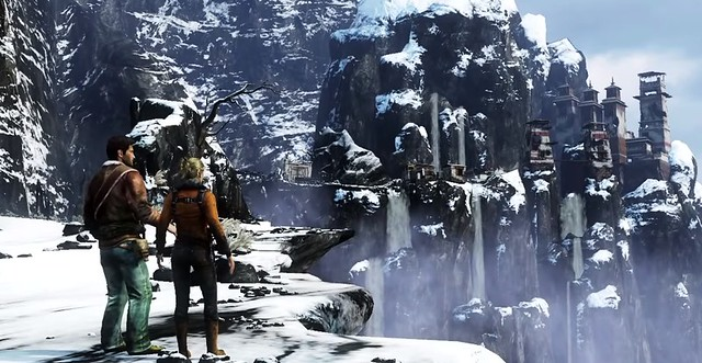 Uncharted 2 - шлюз до Шамбали