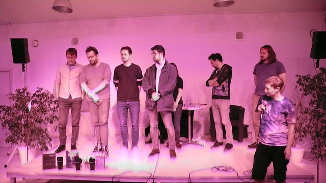 Dezember 2019 - textstrom Poetry Slam