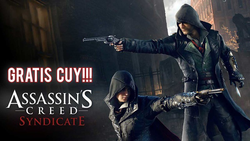 Assassin's Creed Syndicate PC Sekarang Gratis!