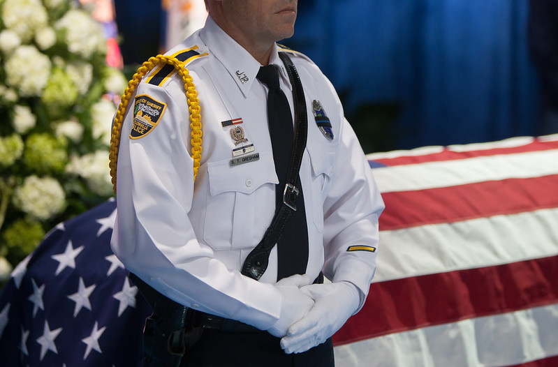 Jake Godbold Memorial Service