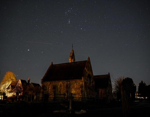 Chapel / Priory Ruins, Sittingbourne Cemetery