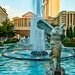 Caesars Palace Fountain