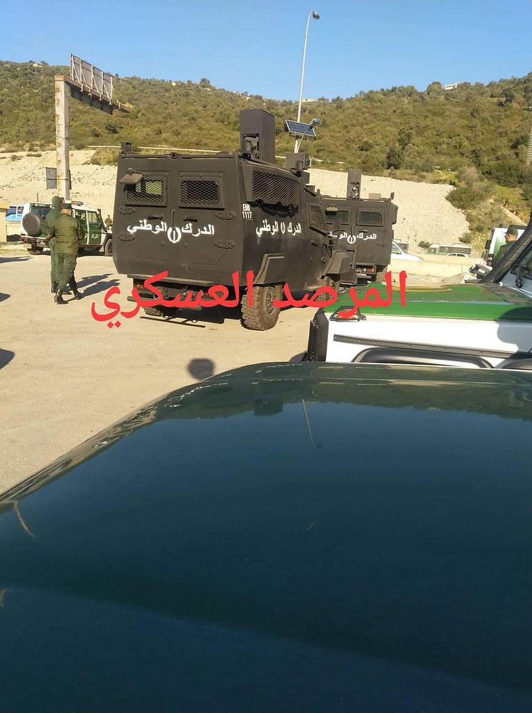 الصناعة العسكرية الجزائرية عربات Nimr(نمر)  - صفحة 12 49561954803_cfe0228eb3_b