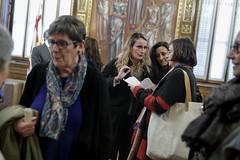dt., 18/02/2020 - 18:05 - Barcelona18.02.2020 Medalla d'or Mèrit Esportiu a Kallipolis.   Foto: Laura Guerrero/Ajuntament de Bcn.