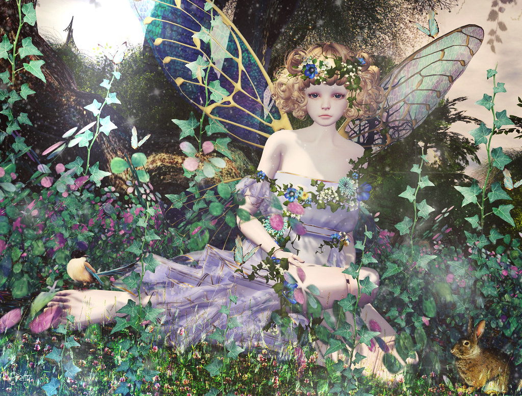 May You Touch Dragonflies And Stars , Dance With Fairies And Talk To The Moon.