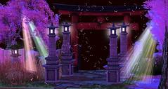 Tsubo Niwa - the complete scene