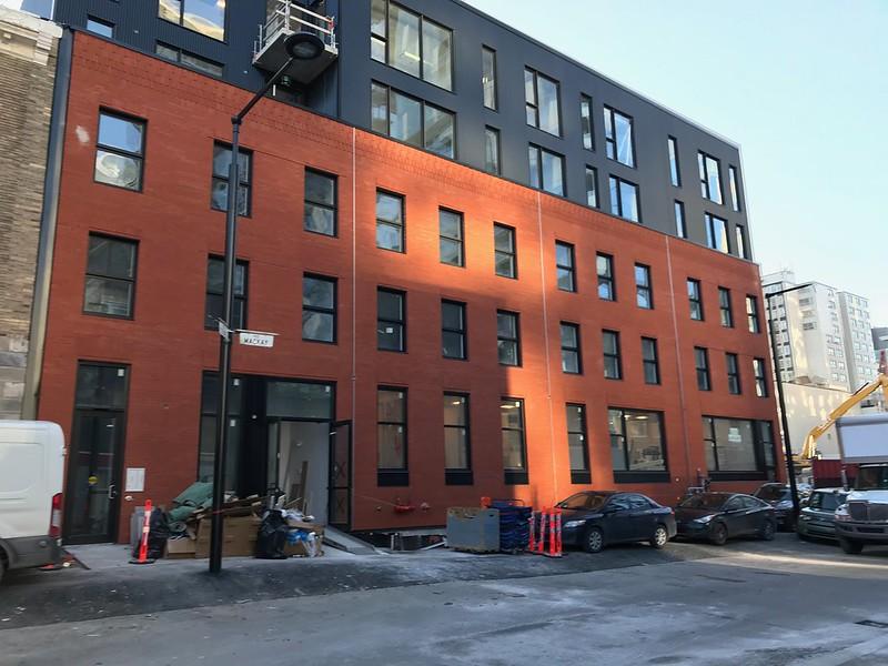 New building - Mackay