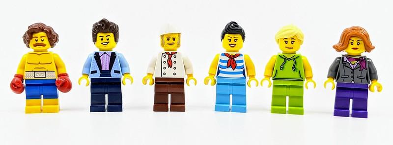 LEGO Modular Downtown Diner