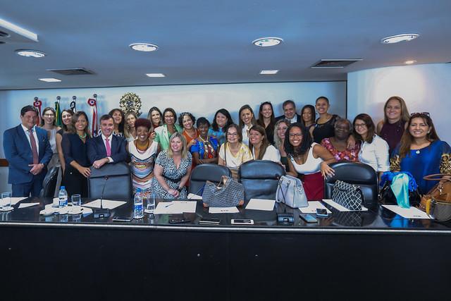 20.02.2020 - Lançamento do Observatório de Candidaturas Femininas da OAB SP para as eleições de 2020