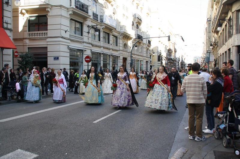 Fallera Valencia