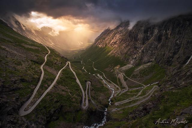 Trollstigen - The Trolls Road (Norway)