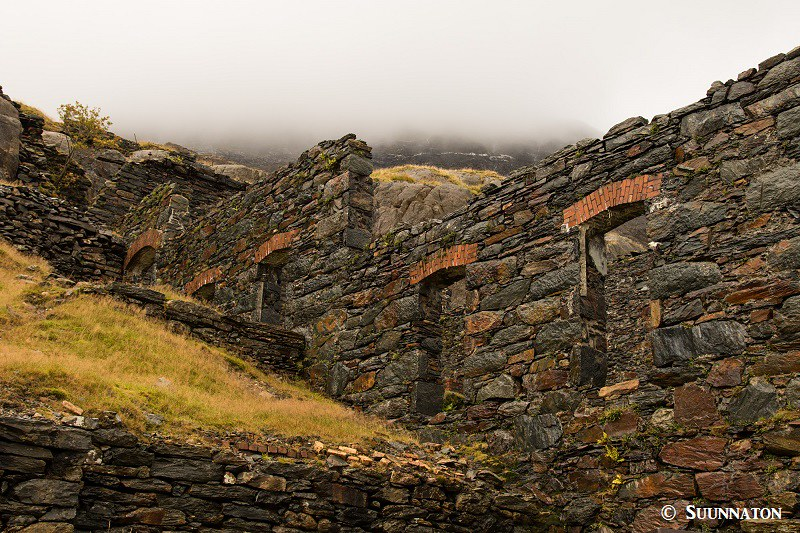 Snowdonian kansallispuisto, rakennus