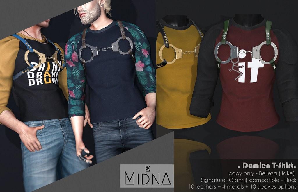 Midna - Damien T-Shirt