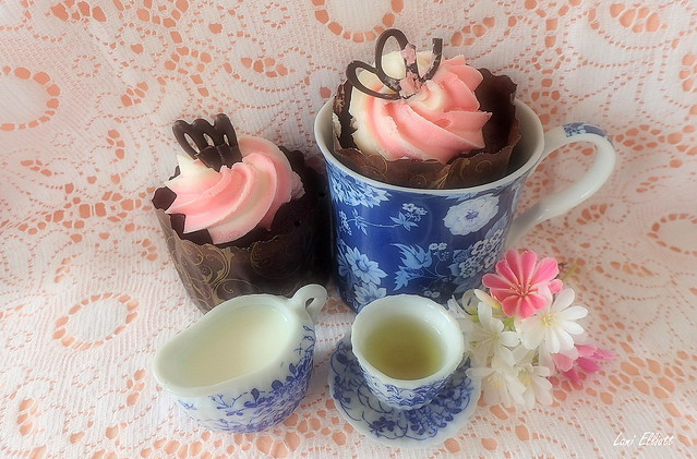 Tea for One....Cakes for Two...