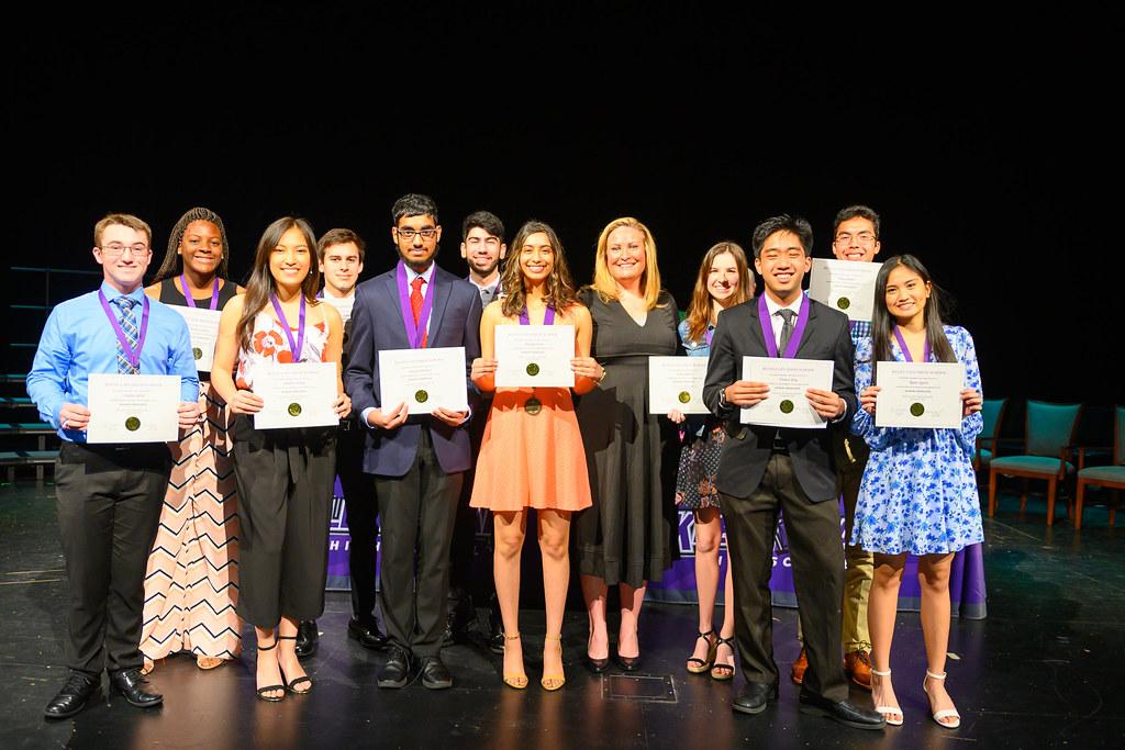 2020 Klein Cain Honor Graduate Ceremony