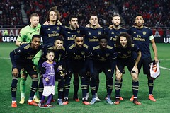 Arsenal v. Olympikos