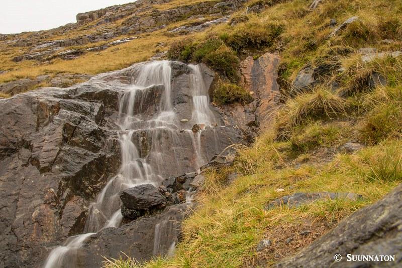 Snowdonian kansallispuisto, Snowdon, vesiputous