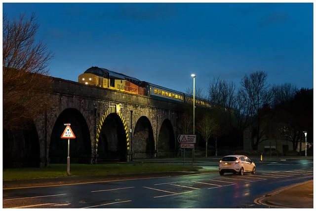Pontlottyn's Viaduct