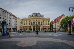 Teatro de la Opera, Bratislava