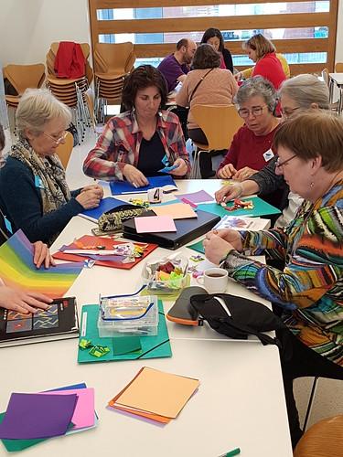 Rencontres d'origami Genève 2020