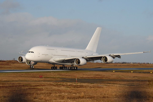 knock airport ireland eikn west connacht regional horan airbus airliner jet transport aviation plane spotting aircraft airplane aeroplane fhpjb a380861 air france a380 scrapping final flight