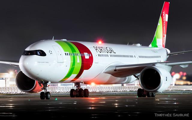 ORY | TAP Portugal Airbus A330-900 NEO | CS-TUG