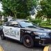 Boca Raton Police Ford police interceptor sedan. por Timmyjimmyd