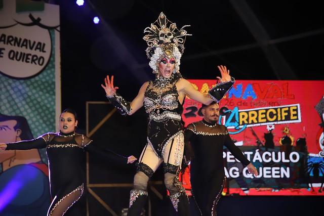 Gala Drag Queens Carnaval de Arrecife 2020