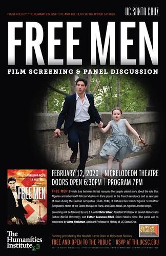 2.12.20 Free Men Film Screening