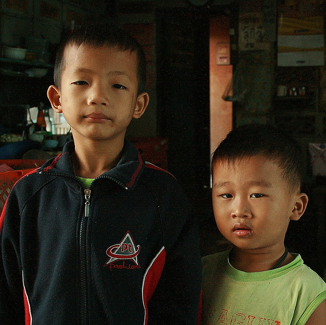 chinese looking boys