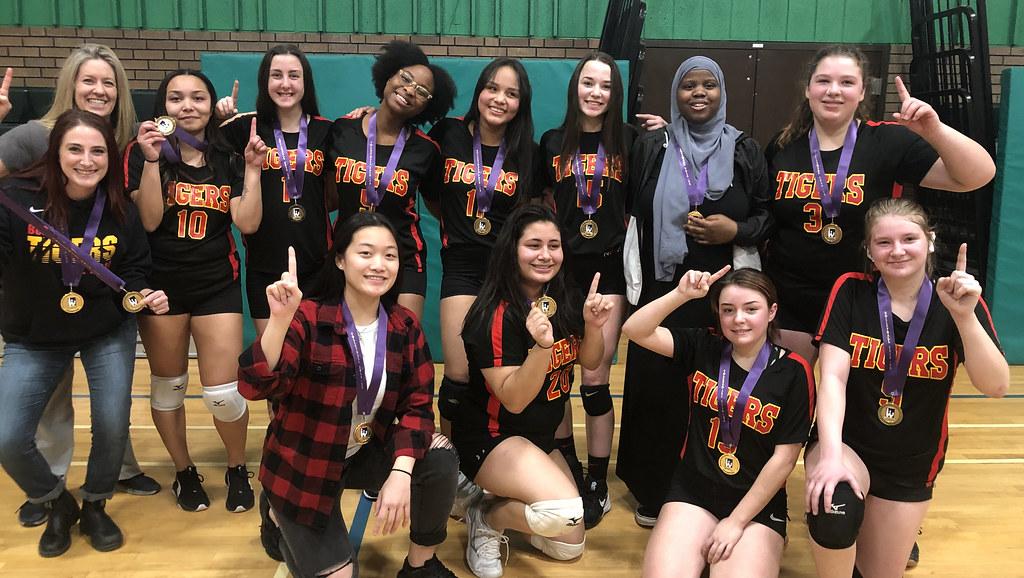 Senior Girls Volleyball Championship