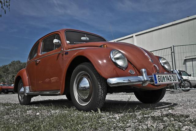 Volkswagen Typ 1 Beetle (1639)