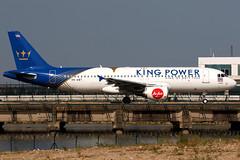 Thai AirAsia | Airbus A320-200 | HS-ABT | King Power livery | Macau International