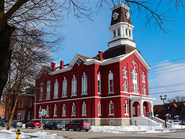 Herkimer County Courthouse