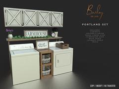 Barley - Portland Set @N21