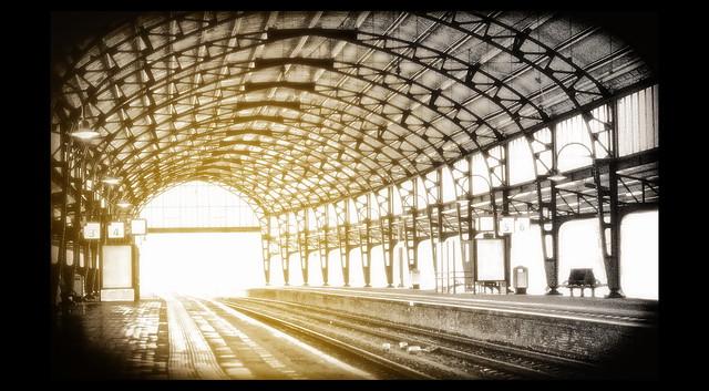 STATION • haarlem