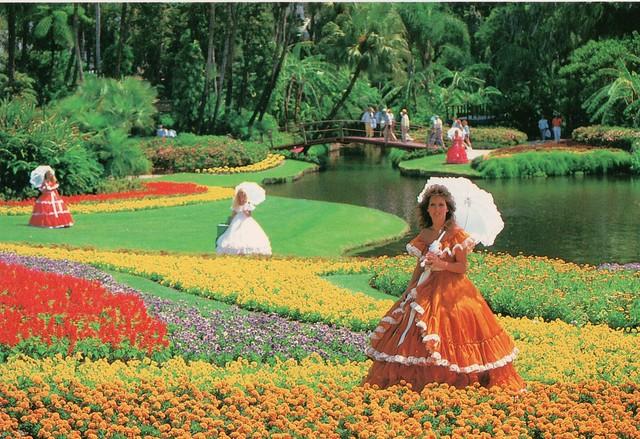 Cypress Gardens, Florida's original showplace