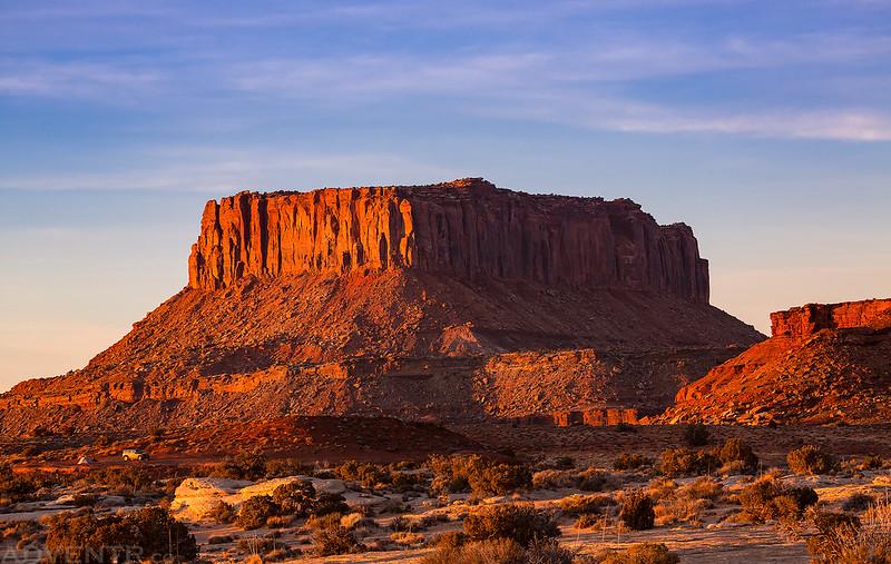 Junction Butte Sunset