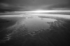 Monreith Beach Between the Storms