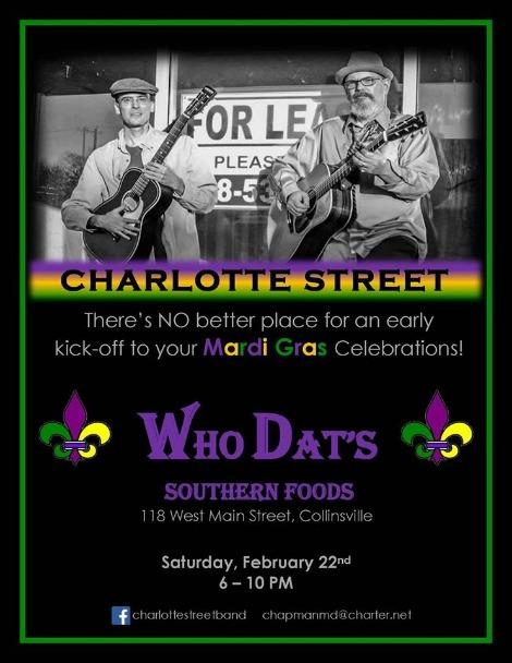 Charlotte Street 2-22-20