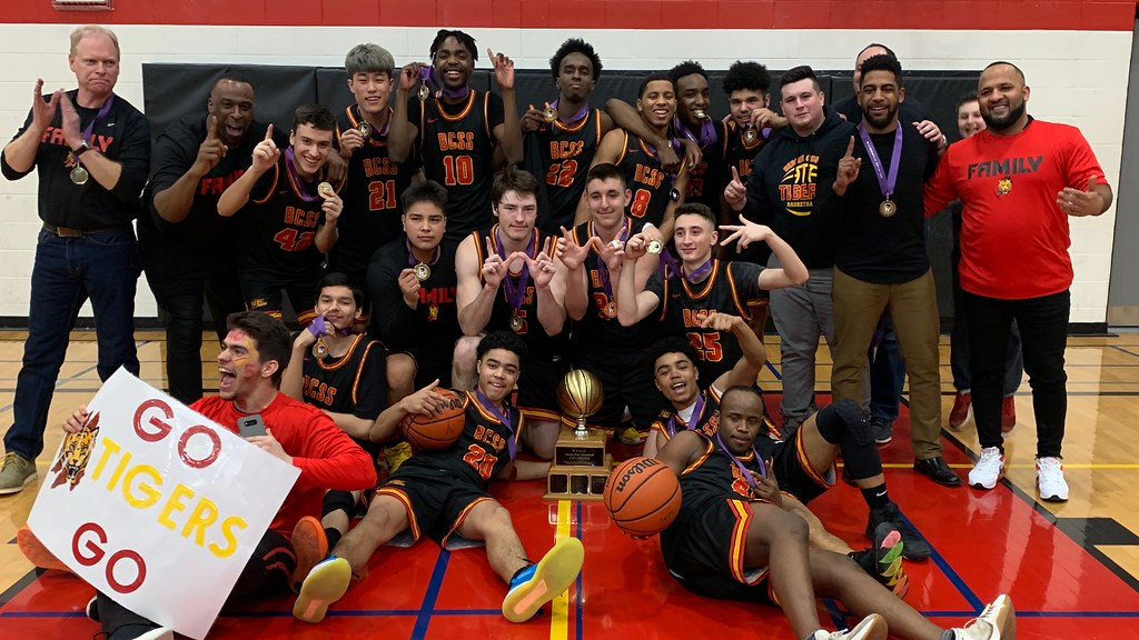 Senior Boys Basketball Championship
