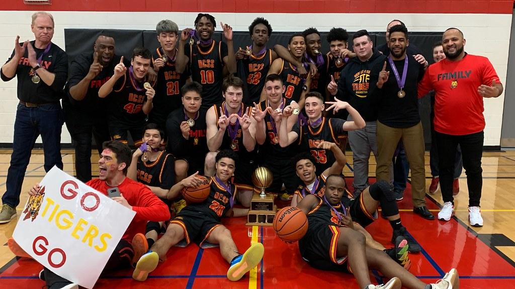 Senior Boys Basketball Championship