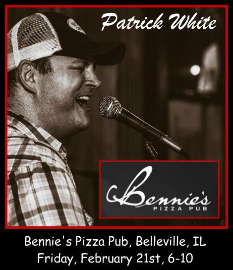 Patrick White 2-21-20