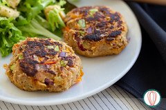 Spring Tuna Patties