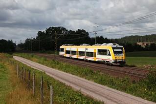 Västtrafik Itino 1411 -  R13382  Göteborg C - Mariestad Station  - Remmenedal