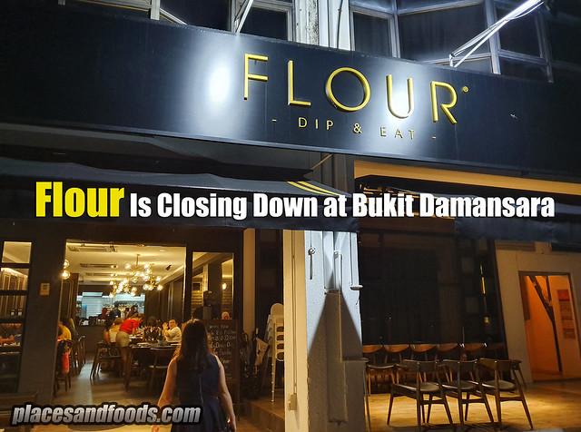 flour closed down