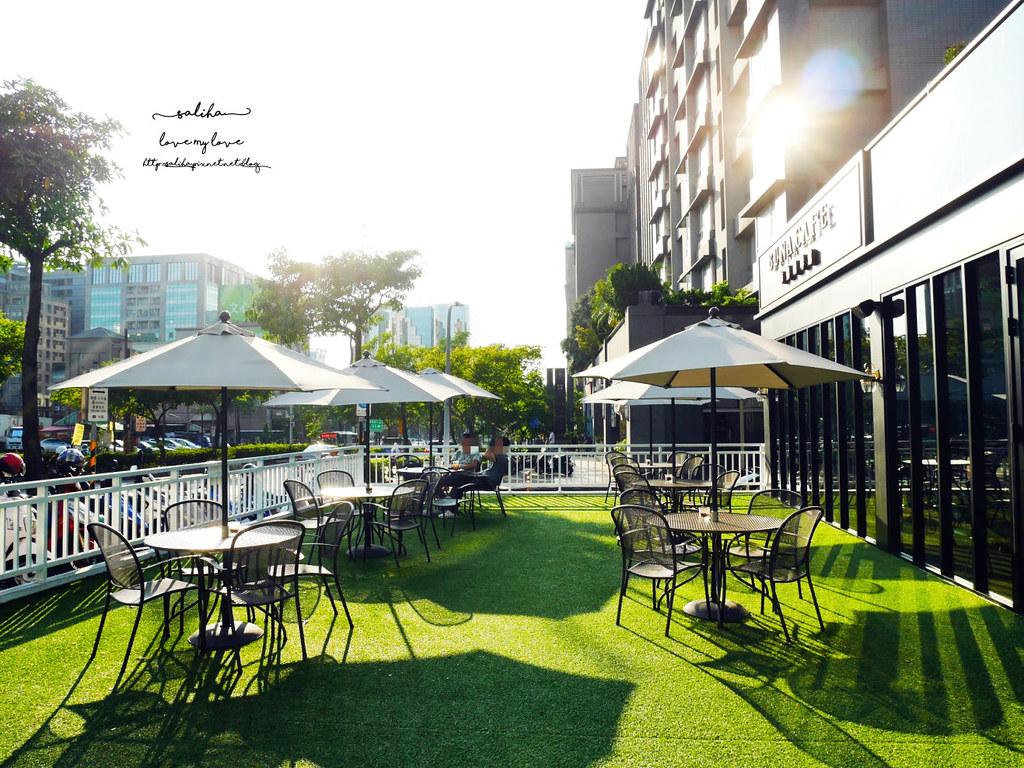 台北浪漫氣氛好餐廳推薦布納咖啡館內湖店排餐下午茶咖啡廳 (2)