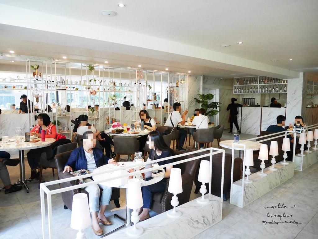 台北浪漫氣氛好餐廳推薦布納咖啡館內湖店排餐下午茶咖啡廳 (1)