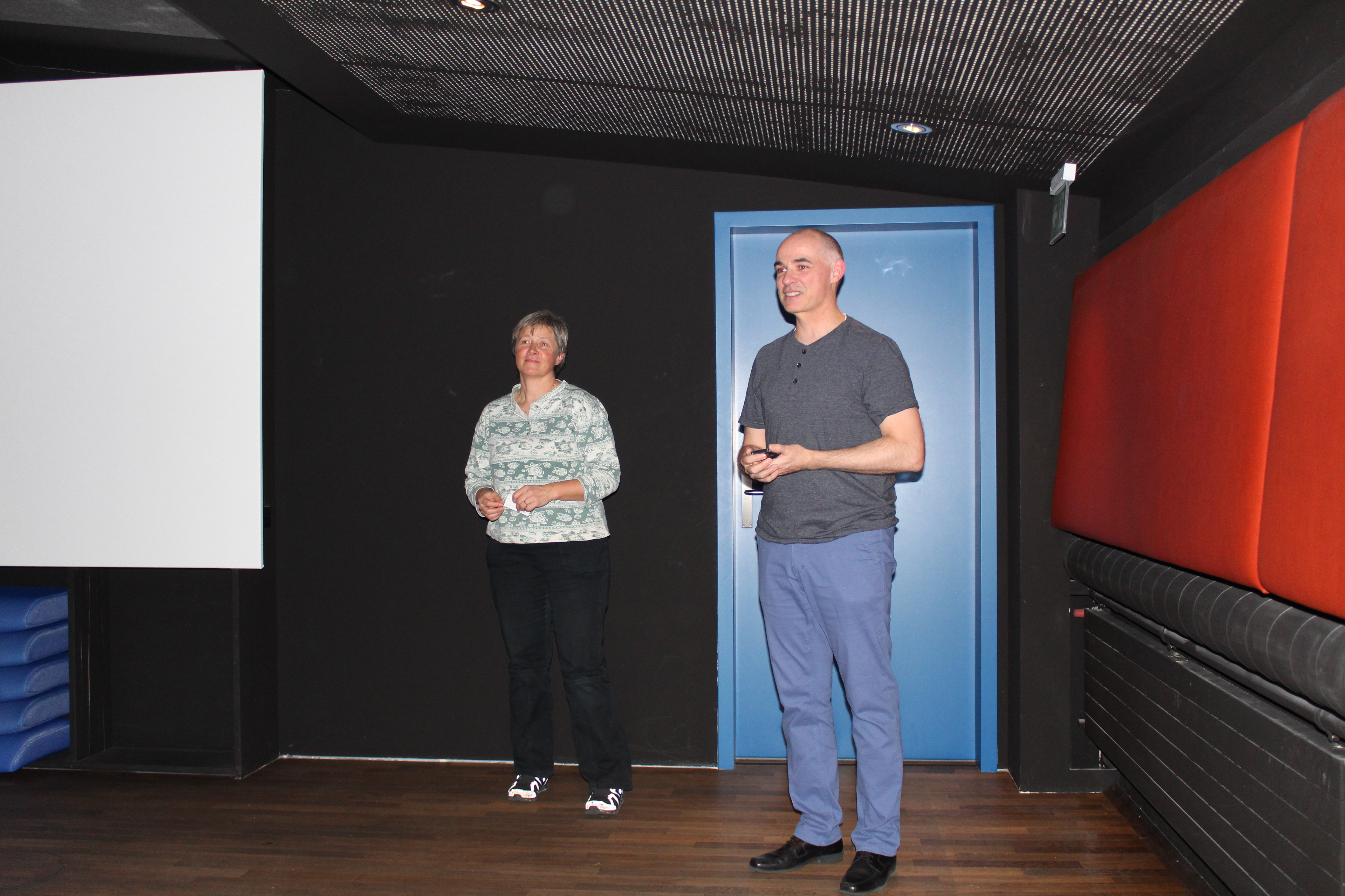 Kinoabend in Schwyz, 18.2.2020