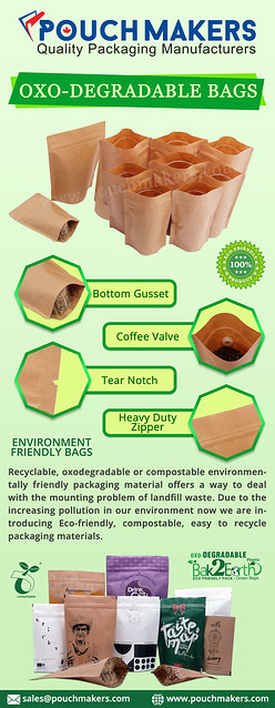 Use Our Oxo-Degradable  Bags and Reduce the Global Warming Problems